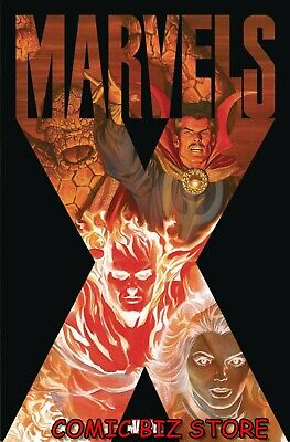 MARVELS X #3 (OF 6) (2020) 1ST PRINTING ALEX ROSS MAIN COVER ($4.99)