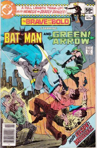Brave and the Bold #168 - Batman & Green Arrow