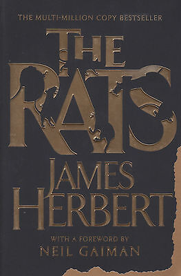 The Rats by James Herbert BRAND NEW BOOK (Paperback, 2014)