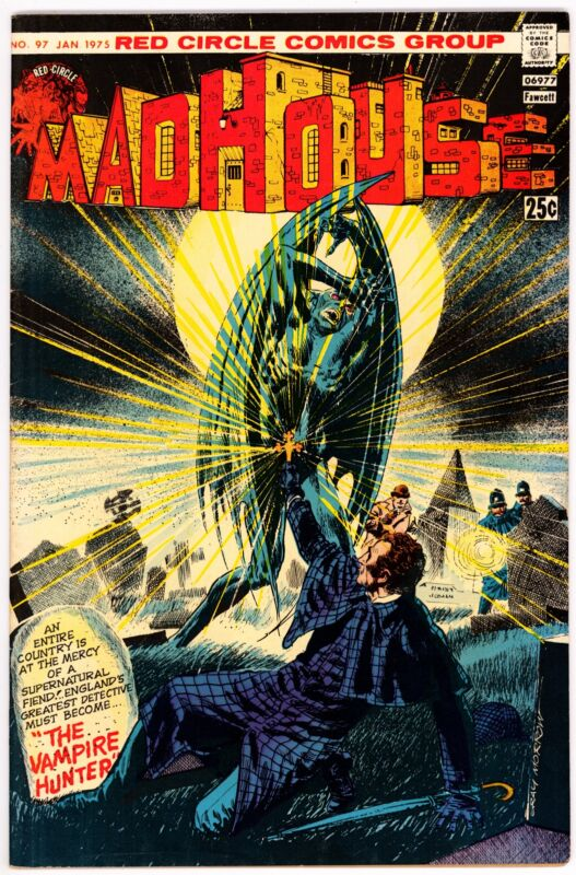 Mad House (1974) #97 VF 8.0