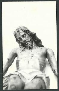 Postal-antigua-de-Jesus-andachtsbild-santino-holy-card-santini