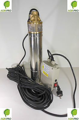 Submersible pump SQM 1 HP for wells of 4