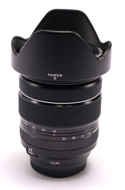 Fujifilm XF 16-80mm F4 R OIS WR Lens