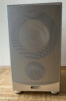Canton AS 85.2 SC Aktiv-Subwoofer silber