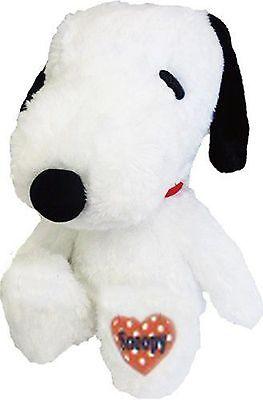 SNOOPY PLUSH - LARGE - JAPAN IMPORT - STUFFED ANIMAL DOLL - NEW - Large Snoopy Stuffed Animal