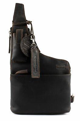 GreenLand Cross Body Bag Westcoast Bodybag Brown