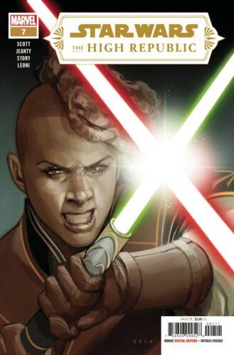 Star Wars High Republic #7 1st Appearance Darth Krall 1st print NM PRESALE 2021