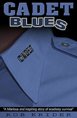 California Highway Patrol Book Cadet Blues