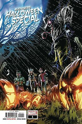Avengers Halloween Special #1 (NM)`18 Various