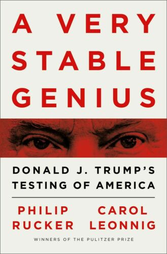 A Very Stable Genius: Donald J. Trump