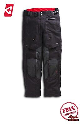 Heated Motorcycle Pants (GYDE BY GERBING 12V EX PRO HEATED MOTORCYCLE PANTS BLACK NEW FREE SHIPPING )