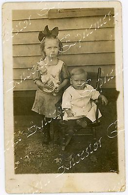 Cleo & William Kenneth SKAGGS photo 1912 MO CA OK Alf KEY Mantie JOHNSON BUTLER