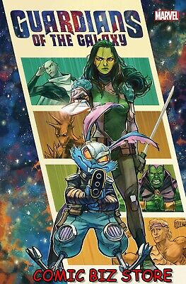 GUARDIANS OF THE GALAXY #3 (2020) 1ST PRINTING IAN SHAVRIN MAIN COVER MARVEL