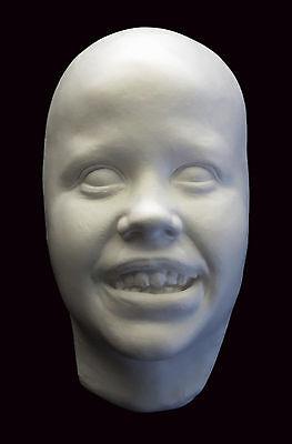 Linda Blair Life Mask: Possessed Regan, The Exorcist