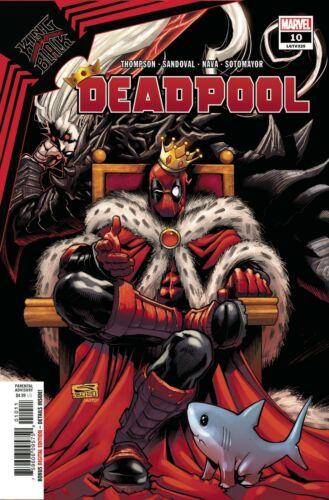 Deadpool #5 - 10 Main & Variant Covers You Pick Marvel Comics 2020