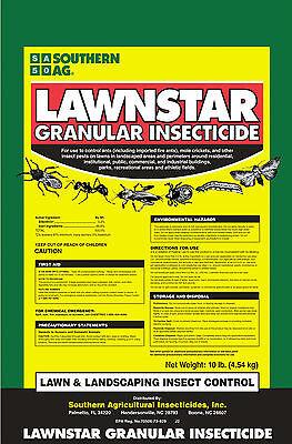 Granular Insecticide - Lawnstar Granular Insecticide 10 lb