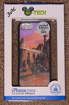 Fantasyland Limited Edition D-tech (Disney-Tech) - iPhone 5 Case