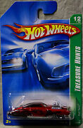 Hot Wheels Treasure Hunt Evil Twin