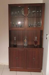 Display Cabinet/Hutch Hendra Brisbane North East Preview