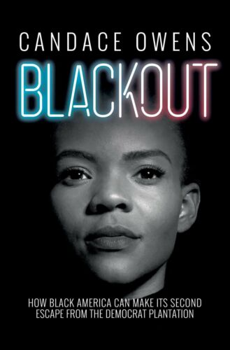 Blackout by Candace Owens Hardcover – September 15, 2020