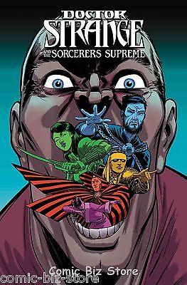 DOCTOR STRANGE SORCERERS SUPREME #6 (2017) 1ST PRINTING MARVEL NOW