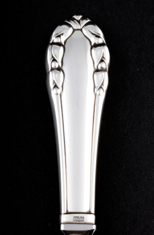 Georg Jensen Sterling Silver Lily Of The Valley Letter Opener. Perfect condition