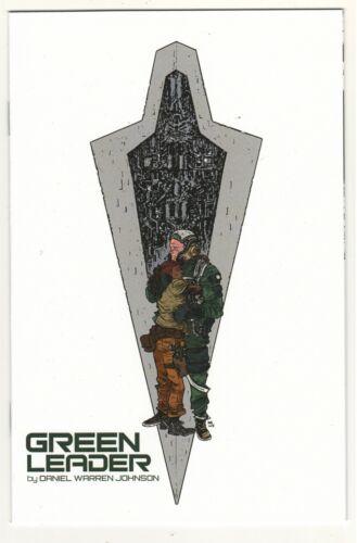GREEN LEADER DANIEL WARREN JOHNSON DWJ STAR WARS ASHCAN COMIC*