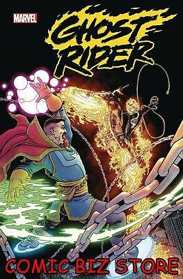 GHOST RIDER #6 (2020) 1ST PRINTING AARON KUDER MAIN COVER MARVEL COMICS