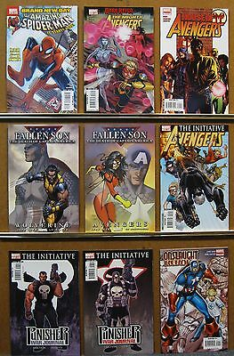 Huge Lot - Marvel, DC, and More! High Grade! Variants/Signed Books 70+