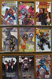 Huge-Lot-Marvel-DC-and-More-High-Grade-Variants-Signed-Books-70