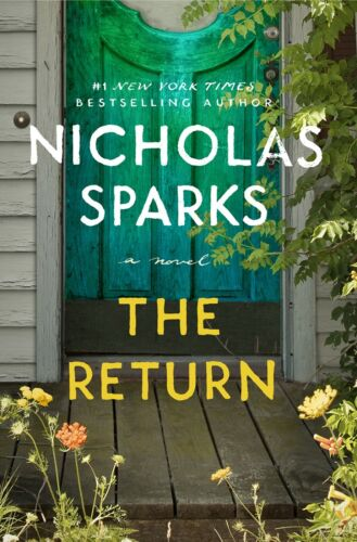 The Return by Nicholas Sparks... HARDCOVER BRAND NEW 2020