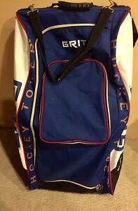 Grit Hockey Bag with Wheels