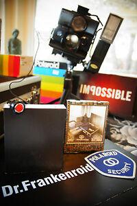 Polaroid-Time-Zero-Sonar-SX70-Autofocus-SE-Fade-To-Black-Kit-TZ-Artistic-Film
