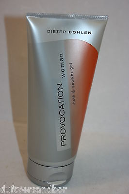 Dieter Bohlen Provocation Woman 200 Ml Bath And Shower Gel
