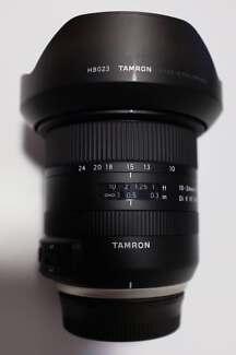 Tamron 10-24mm f/3.5-4.5 Di II VC HLD (Nikon mount)