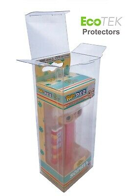 Lot 5 20 50 100 Collectibles Funko Pop Protector Case for PEZ Toys Vinyl Figures - Pops Toys