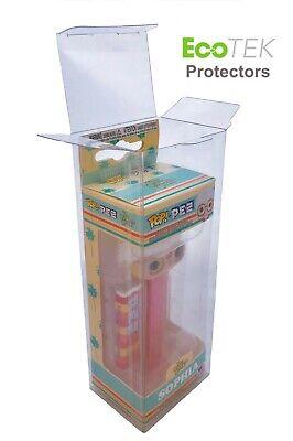 Lot 5 20 50 100 Collectibles Funko Pop Protector Case for PEZ Toys Vinyl Figures