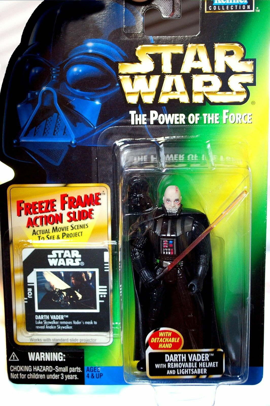 Removable Helmet Darth Vader