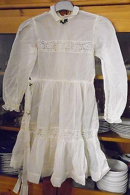 altes Kommunionkleid der Firma Schön in Größe 80 , mit viel Zubehör