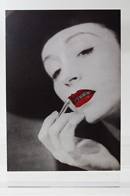 1937-kunst (MAN RAY: THE RED BADGE OF COURAGE,1937,  Kunst-Postkarte )
