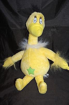 Kolhs Cares für Kinder Sneetch Dr Seuss Gelb Grün Vogel Stern Plüsch 16 ()