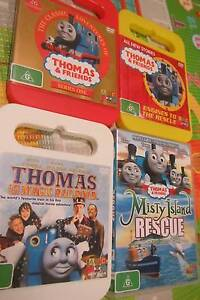 4 thomas the tank engine DVD tv show boys childrens kids Ferntree Gully Knox Area Preview