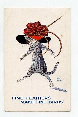 Illustrator Purple Roberts. Cat Humanized. Arctic Cat
