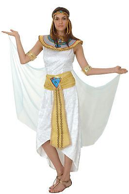 Königin von Ägypten-Kostüm für Damen bunt Cod.167852