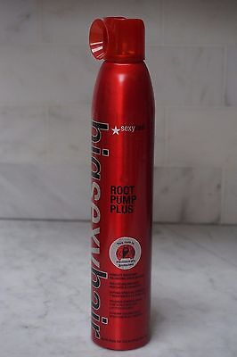 10 oz. Big Sexy Hair Root Pump Plus Volumizing Spray Mousse. 284ml. NEW.