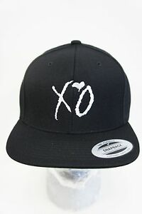 4f76dcb9e0b XO The Weeknd Drake Snapback Hat