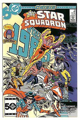 All-Star Squadron #55 (Mar 1986, DC)