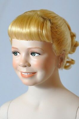 6 Year Old Girl Child Mannequin Decter Vaudeville Mannequins-vintage Quality