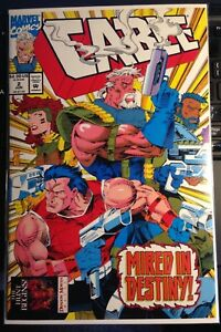 Cable comic #2 & #4 (1993 1st series)