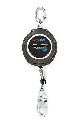 Unitysafe Srl 20 Nylon Web Fall Protection Safety Self-retracting Lifeline